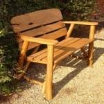 Уютные скамейки для сада