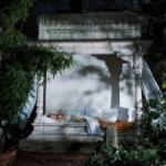 Кровать в саду или сказочный отдых