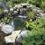 Декоративные пруды с фонтанами и водопадами